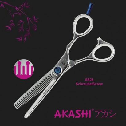Profesjonalne degażówki fryzjerskie LC-J55 Akashi