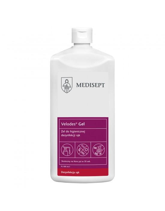 Żel VELODES Medisept do dezynfekcji rąk 500 ml