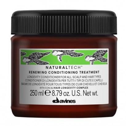 Davines Naturaltech Renewing Conditioning Treatment, odżywka anti-age do wszystkich rodzajów włosów 250 ml