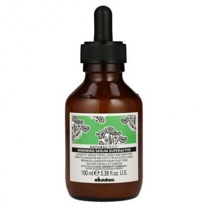 Davines Naturaltech Renewing Serum Superactive, serum regenerujące i wzmacniające anti-age do włosów 100 ml