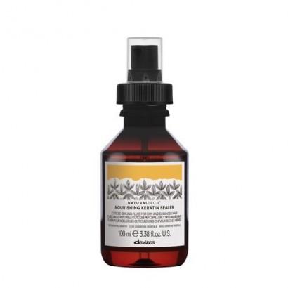 Davines Naturaltech Nourishing Keratin Sealer, fluid uszlachetniający do włosów suchych i łamliwych 100 ml