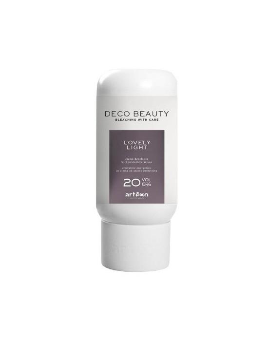 Aktywator Deco Beauty Lovely Light 20 vol, 6%, aktywator do farb Artego