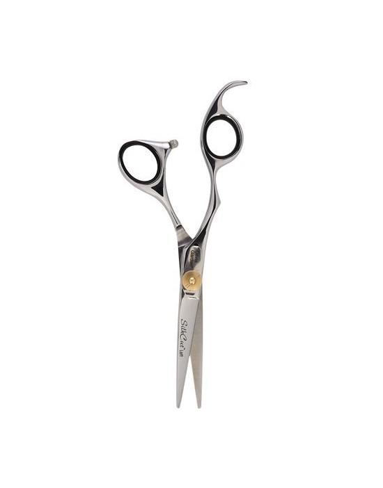 """Nożyczki fryzjerskie Olivia Garden Silkcut PRO 5.75"""" left"""