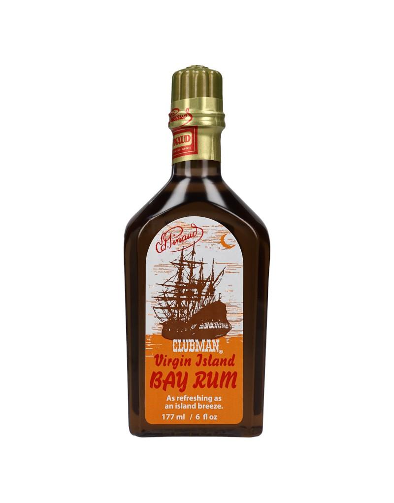 Woda kolońska po goleniu Virgin Island Bay Rum Clubman
