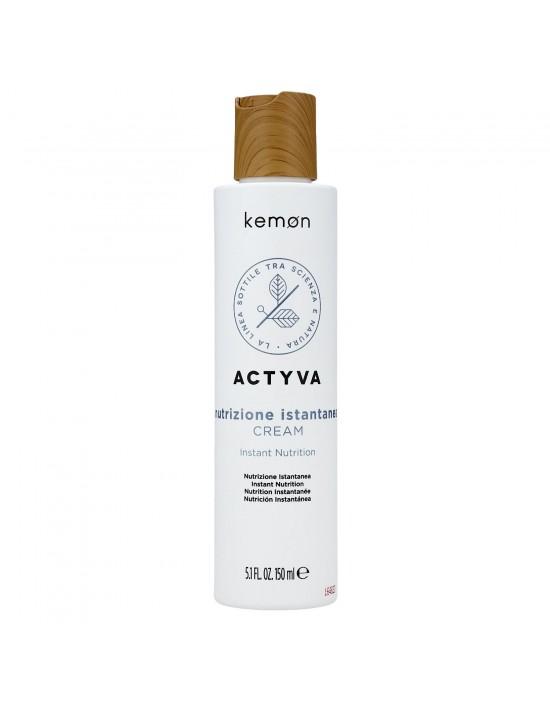 Kemon Actyva Nutrizione Cream, krem regenerujący bez spłukiwania 150ml