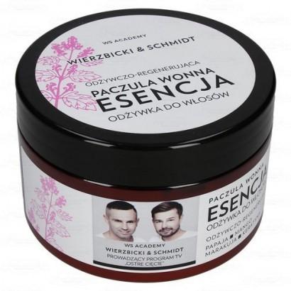 WIERZBICKI & SCHMIDT, Odżywka do włosów odżywczo-regenerująca, Paczula Wonna 250 ml