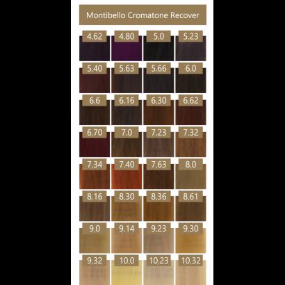 Farba Montibello Recover, permanentna farba do włosów 60ml