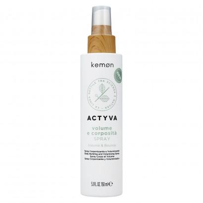 Kemon Actyva Volume e Corposita, spray nadający grubość 150ml
