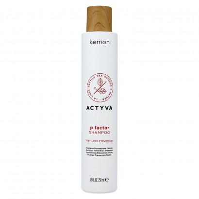 Kemon Actyva P Factor, Szampon przeciw wypadaniu włosów 250 ml