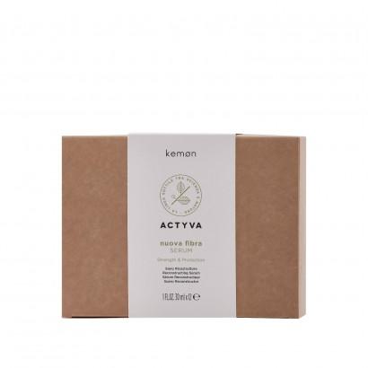 Kemon Actyva Nuova Fibra Serum, serum odbudowujące Kemon 30ml