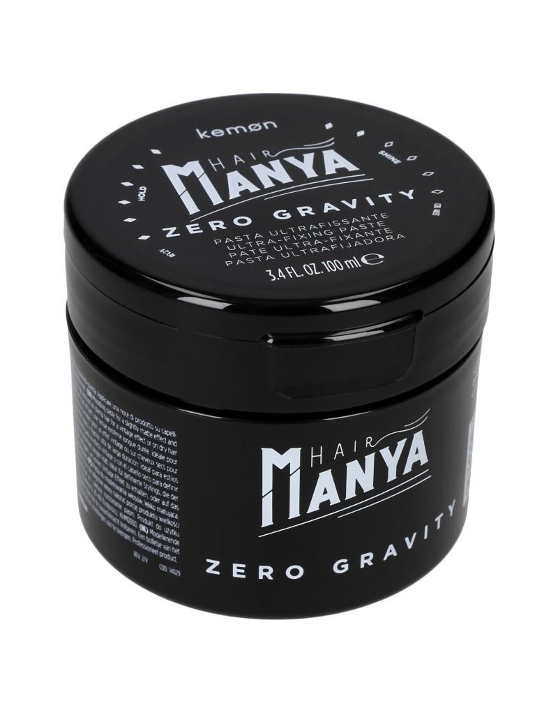 Kemon Hair Manya, Zero Gravity, pasta ultramocno utrwalająca 100 ml