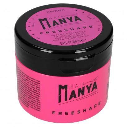 Kemon Hair Manya, Freeshape, pasta modelująca 100 ml