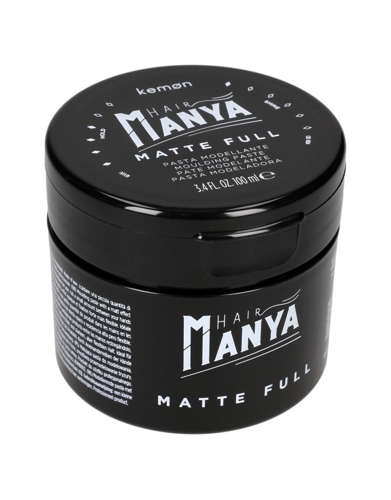 Kemon Hair Manya, pasta Matte Full, pasta modelująca, matująca 100 ml