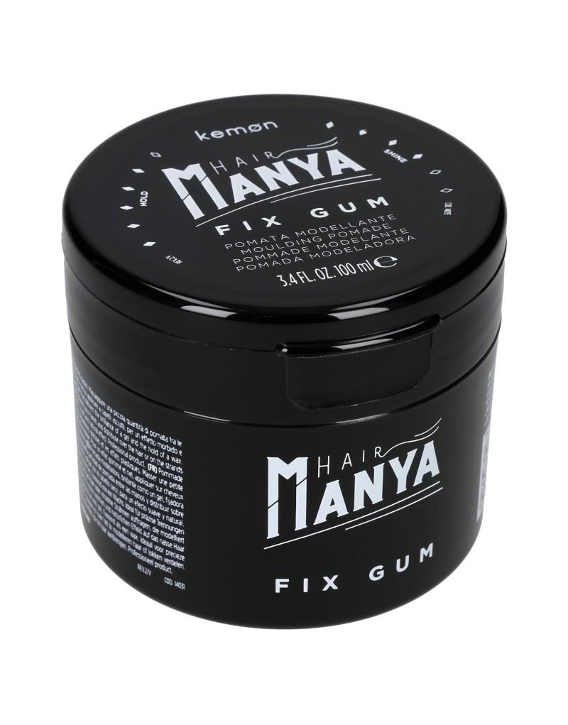 Kemon Hair Manya, Fix Gum, pomada modelująca 100 ml