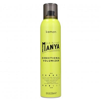 Kemon Hair Manya, Directional Volumizer, bardzo mocna pianka zwiększająca objętość u nasady 250 ml