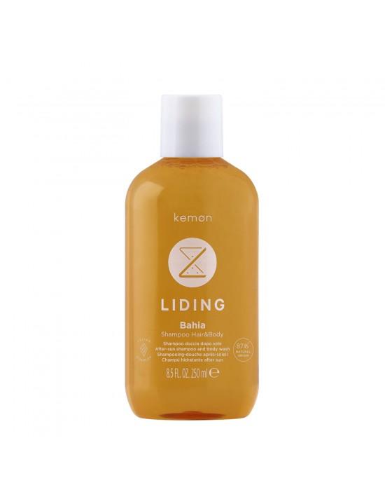 Kemon Liding Bahia VC, szampon chłodzący po opalaniu