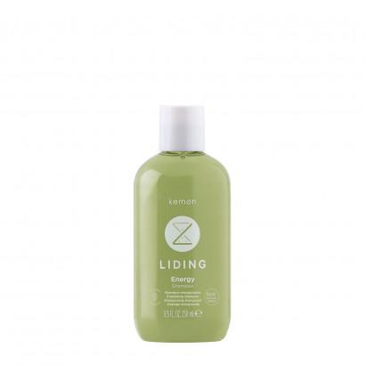 Kemon Liding Energy VC, Szampon energetyzujący do włosów słabych i podatnych na wypadanie 250 ml