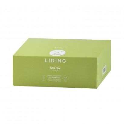 Lotion 12x6ml Liding Energy VC, lition energetyzujący - ampułki