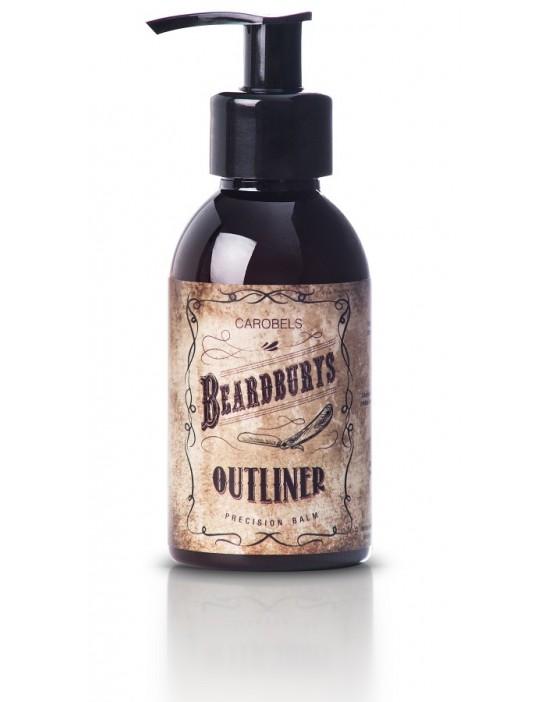Beardburys Outliner Precision, balsam do golenia precyzyjnego  150ml