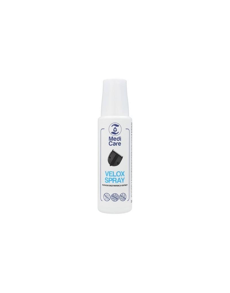 Medi Care Velox Spray do dezynfekcji ostrzy