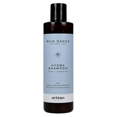 Szampon Hydra Rain Dance, szampon nawilżający do włosów Artego 250 ml