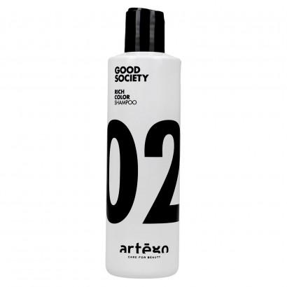 Szampon do włosów farbowanych Good Society 02 250 ml RICH COLOR Artego