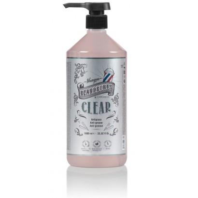 Beardburys Clear, szampon oczyszczający