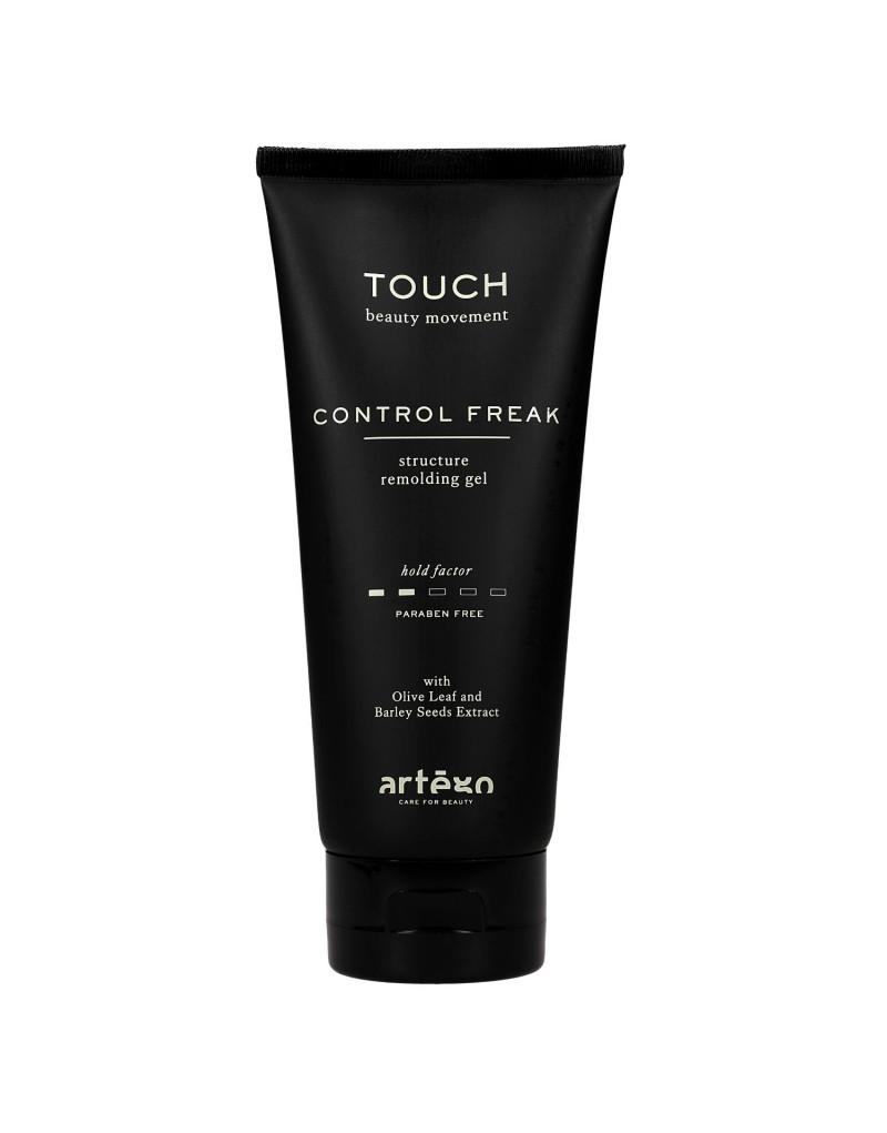 Żel modelujący do włosów CONTROL FREAK Artego Touch