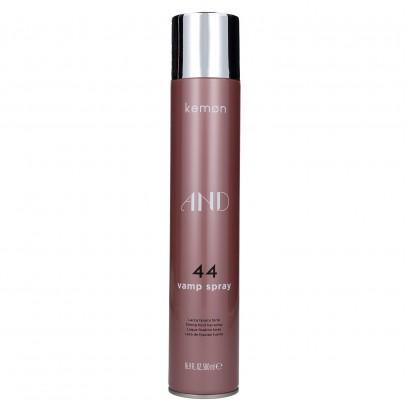 And Vamp Spray 44 Lakier do włosów mocno utrwalający Kemon 500 ml