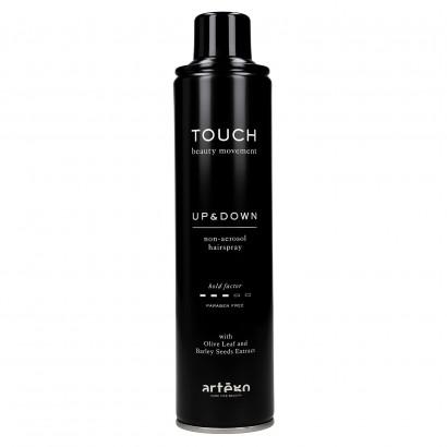 Lakier do włosów UP & DOWN bez gazu 400 ml Artego Touch