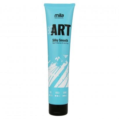 Balsam BE ART Silky Smooth Mila Professional, Balsam wygładzająco-nawilżający 175 ml