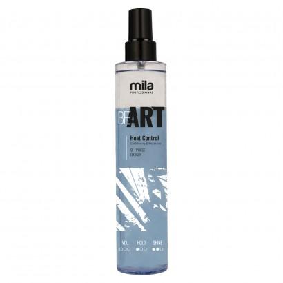 Spray BE ART Heat Control Mila Professional, Spray termoochronny 250 ml