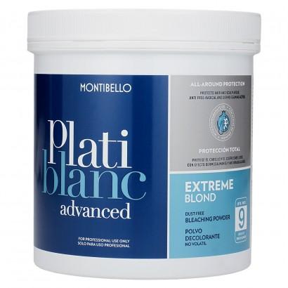 Platiblanc Advanced Extreme Blond 500g Montibello