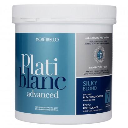 Rozjaśniacz bezpyłowy Platiblanc Advanced Silky Blond Montibello