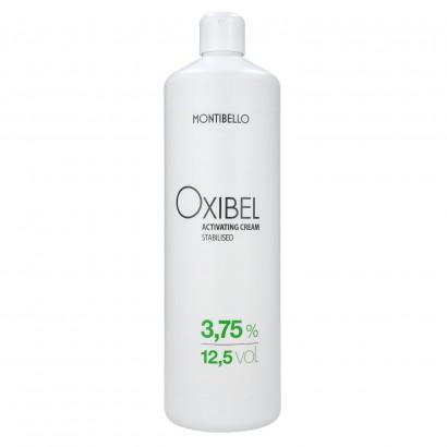 Aktywator, woda 3,75% w kremie Oxibel 1000ml Montibello
