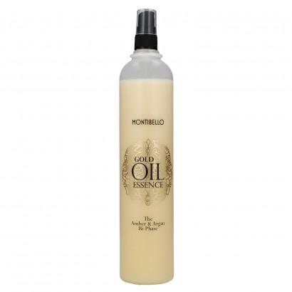 Odżywka do włosów dwufazowa, bursztynowo - arganowa Gold Oil Essence Montibello