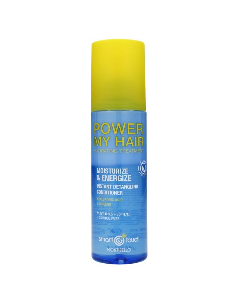 Nawilżająca dwufazowa odżywka do włosów Smart Touch Power My Hair Montibello