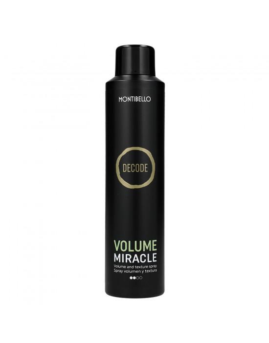 Decode Volume Miracle, Spray nadający objętość Montibello