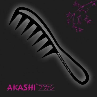 Grzebień 75539 Akashi Carbonline antystatyczny