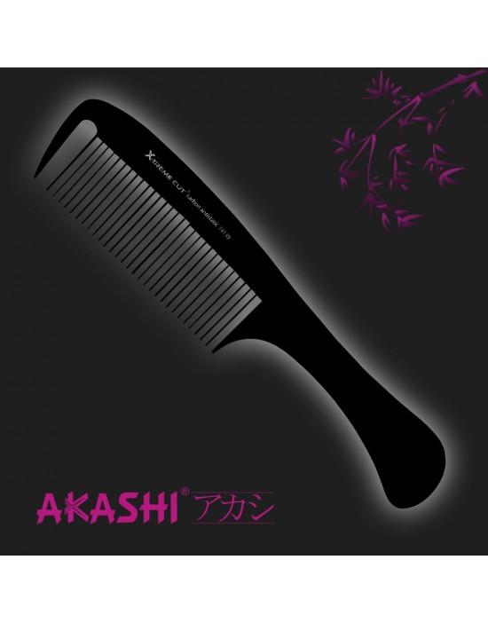 Grzebień Akashi 74139 z uchwytem 205mm Carbon
