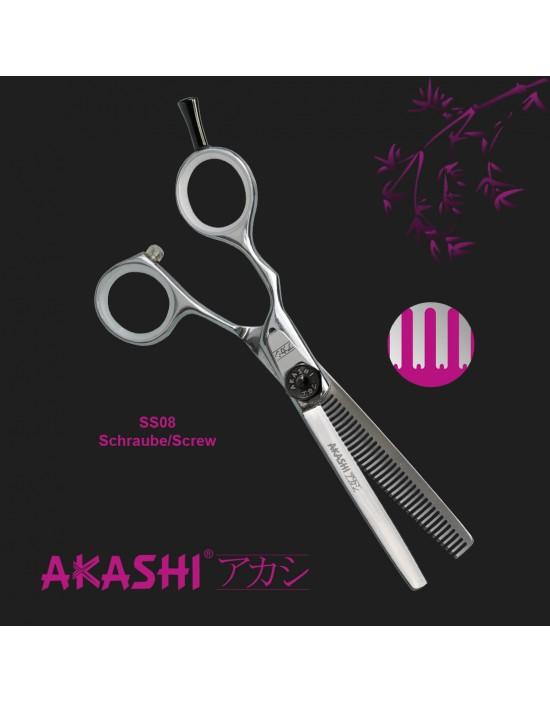 Degazowki fryzjerskie dla leworęcznych LC-K55, Light Cut Akashi