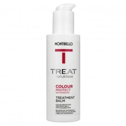Balsam bez spłukiwania do włosów farbowanych Treat Naturtech Colour Protect Treatment Balm Montibello