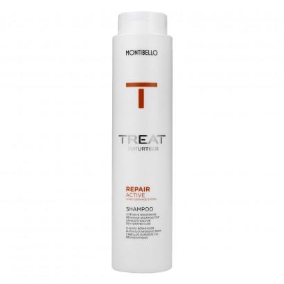 Odbudowujący szampon do włosów Treat naturtech Repair Active Montibello 300 ml
