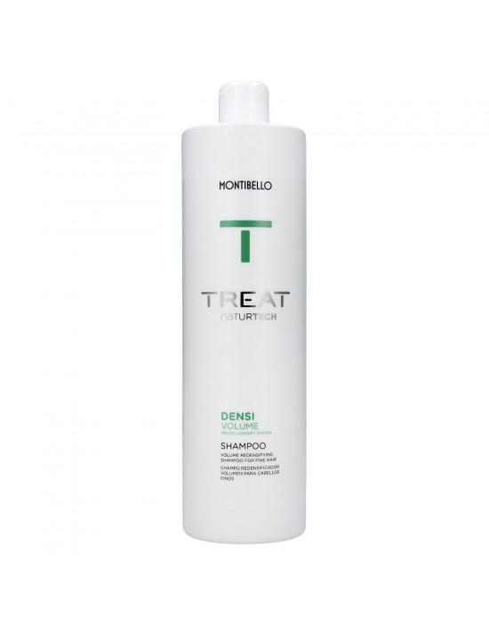 Szampon do włosów nadający objętość Treat Naturtech Densi Volume Montibello 1000 ml