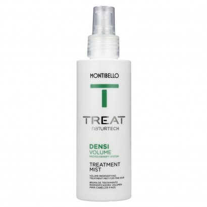 Mgiełka pielęgnująca do włosów pozbawionych objętości Treat Naturtech Densi Volume Treatment Mist Montibello