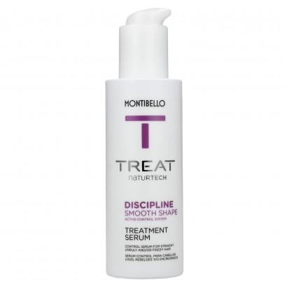 Serum wygładzające do włosów kręconych Treat Naturtech Discipline Shape Treatment Serum Montibello