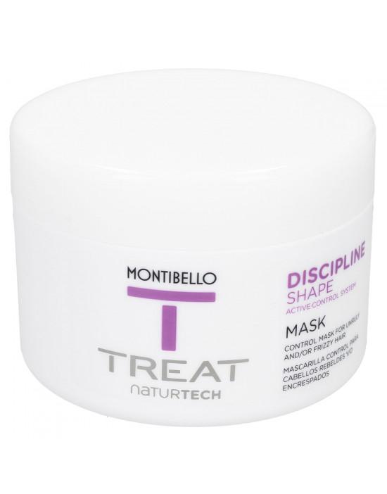 Maska do włosów kręconych Treat Naturtech Discipline Shape Mask Montibello 200 ml