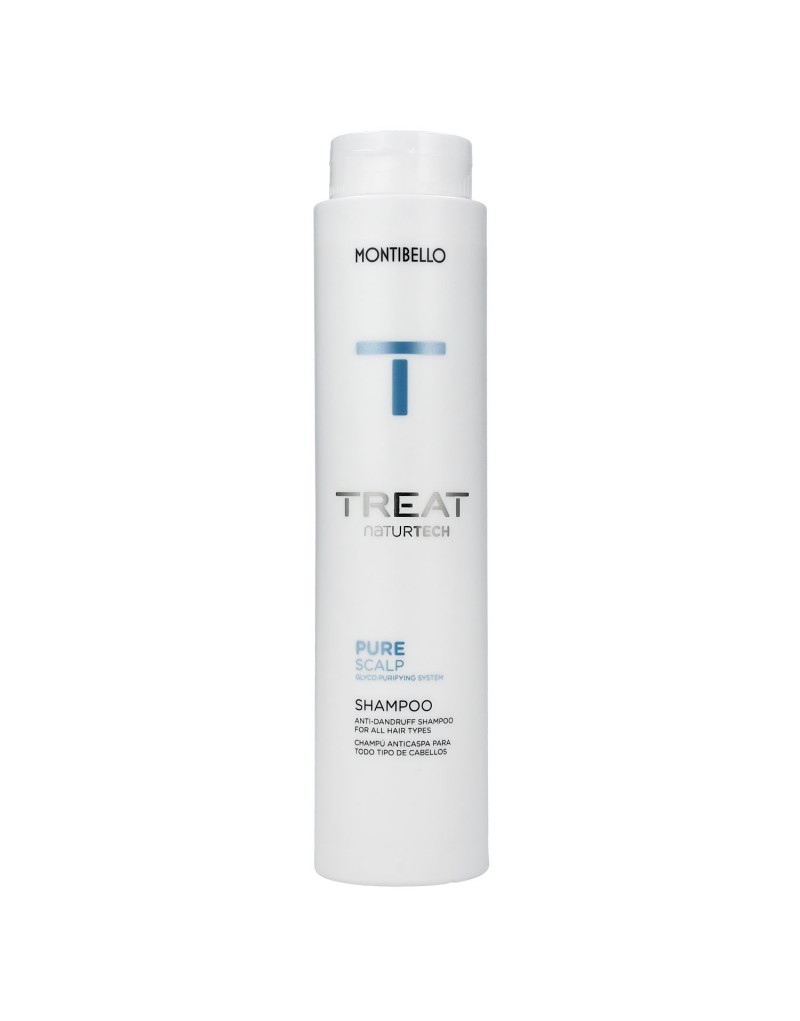 Szampon przeciwłupieżowy do włosów Treat Naturtech Pure Scalp Montibello 300 ml