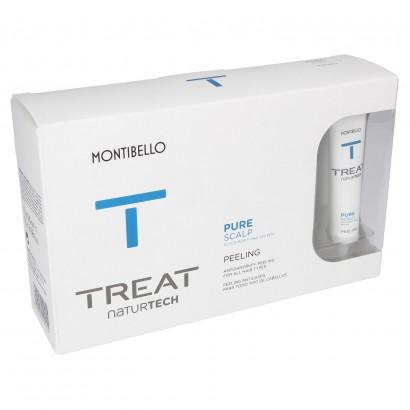 Peeling do włosów przeciwłupieżowy Treat Naturtech Pure Scalp Peeling Montibello