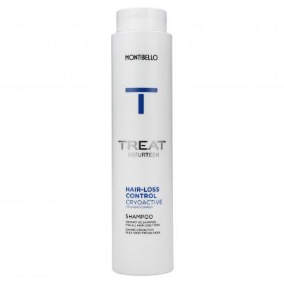 Szampon do włosów wypadających Treat Naturtech Hair Loss Control Cryoactive Montibello 300 ml